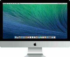 Zilveren Apple Refurbished Apple iMac 21.5 inch Refurbished - Quad Core i5 2 7 Ghz - 8GB - 1TB SSD - Late 2013 - B-grade