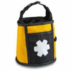 Ocun - Boulder Bag - Pofzakje zwart/oranje