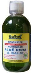 Duodent Mondwater Aloe Vera / Salie (500ml)