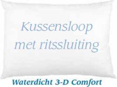 Witte Cevilit Kussensloop Waterdicht 3-D Comfort 60 x 70 cm.