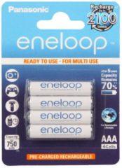 Panasonic eneloop BK-4MCCE - Batterie 4 x AAA-Typ NiMH (wiederaufladbar) 750 mAh BK-4MCCE/4BE
