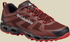 Columbia Ventrailia 3 Low Outdry Men Herren Multisport-Schuhe Größe UK 10,5 deep rust, white