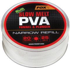 """Fox Edges Refill Slow Melt Narrow - 25mm - 20m - """