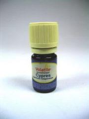 Zwarte Yogi & Yogini Volatile Cypres - 10 ml - Etherische Olie