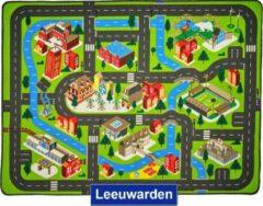 Jouw Speelkleed Leeuwarden - Verkeerskleed - Speeltapijt.