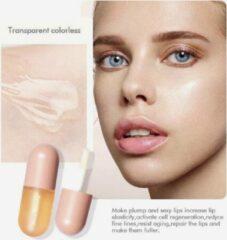 Transparante Kiss Beauty Natuurlijke Lip Plumper | Gember Extract & Vitamine E - Vollere lippen in 2 min- Lip care - Lip Filler - Full Lips - Volume van je Lippen- Herstellende Lippen- Lipgloss intense- Lip Maximizer - Mint Extract & Vitamine E - Fresh &