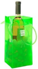 Ice-bag Icebag Wijnkoeler Groen