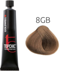 Goldwell - Topchic - 8GB Sahara Licht Beige Blond - 60 ml