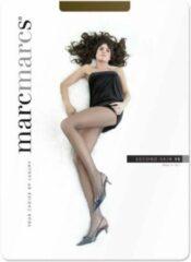 Zwarte Marc marcs MarcMarcs panty 15 DEN Nearly Black maat S
