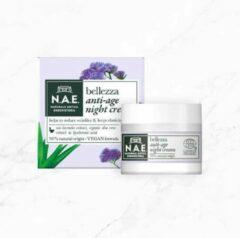 N.A.E. 2439492 nachtcrème 50 ml Anti-veroudering