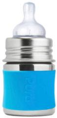 Pura Kiki speenfles 150 ml blauw