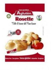 AGLUTEN PANE BIANCO ROSETTE Panini senza glutine NOVE ALPI