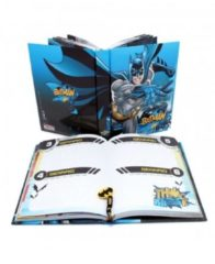 Nobrand Diario 12 mesi Batman