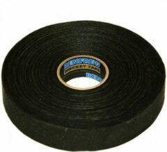 IJshockey sticktape Renfrew groot (24mm x 45M) zwart 2 pack