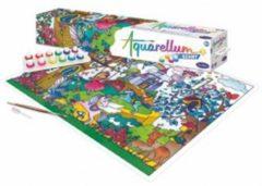 SentoSphère SentoSphere SEN 806802 kleurplaat en kleurboek