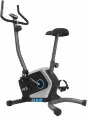 Zwarte ISE SY-8801 Hometrainer fitness fiets - Ergonomètre - Stille hometrainer - Hartslagsensor - Complete Workout Vanuit Huis - Verstelbaar zadel - ...