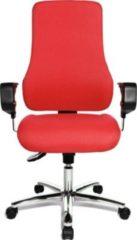 Topstar Bürodrehstuhl 'Sitness 55', ferrari-rot