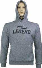Grijze Legend Sports Luxury Unisex Sweater Maat XL