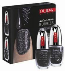Zwarte Pupa milano Pupa Nail-art Bubbles 001 Black
