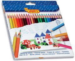 JOVI Kleurpotloden Colouring Kleurenassortiment