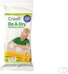 Hasbro Creall Boetseermateriaal Do&Dry airdrying wit 500gr (1 Stuks) 26011