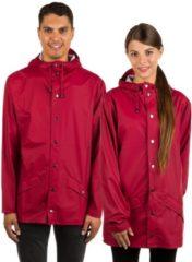 RAINS Women's Jacket - Scarlet - XS-S - Red
