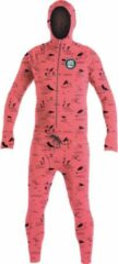 Airblaster Classic Ninja Suit thermopak Austin Sweetin hot coral