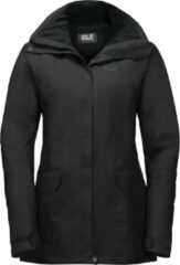 Jack Wolfskin Kiruna Trail Jacket Women - dames - winterjas - maat XL - zwart