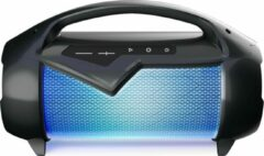 Zwarte BigBen PARTYBTIPLITE Party Lite Bluetooth speaker