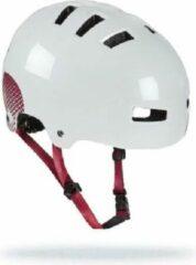Skatehelm & fietshelm Wit - Limar 360 white - Unisize (57-62 cm) - 400g