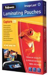 Transparante Fellowes lamineerfolie ImageLast A3, 125 micron, 100 stuks