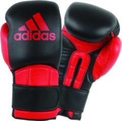 Zwart,rood Adidas Safety Sparring Bokshandschoenen Velcro Zwart/Rood 14 oz