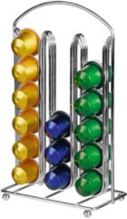 Zilveren Xavax Donatore Capsulehouder - 36 capsules