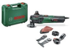 Bosch Home and Garden PMF 350 CES 0603102200 Multifunctioneel gereedschap Incl. accessoires, Incl. koffer 14-delig 350 W