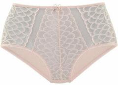 Slips Lascana Hoge taille slip Camilla roze
