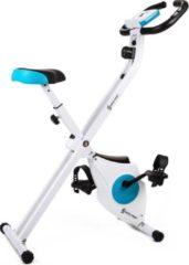 Witte Capital_sports Azura M1 fietstrainer opvouwbaar hartslagmeter 100kg