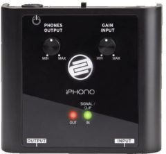 Reloop iPhono 2 USB Phono Line Interface