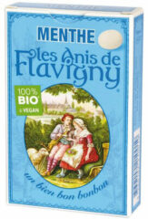 Les Anis De Flavigny Anijspastilles Mint Bio (40g)