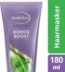 Andrelon Kokos Boost 1-Minuut Haarmasker 180 ml