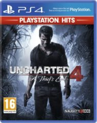 Sony Uncharted 4 - A Thief's End PlayStation Hits (PlayStation 4)