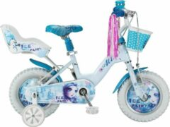 Altec Ice Fairy - Kinderfiets - Meisjes - Wit - 12 Inch