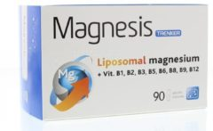 Trenker Magnesis Liposomal Magnesium 90 capsules