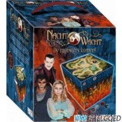Studio 100 Nachtwacht spel Monsters komen - Bordspel
