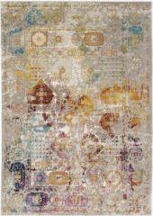 Picasso Feraghan Vintage Vloerkleed Multi / Beige Laagpolig- 80x150 CM