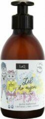 LaQ Natuurlijke badgel met de geur van ballongom met rijstmelkextract 300ml