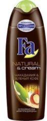 Groene Fa Macadamia & groen Coffee - 250 ml - Douchegel