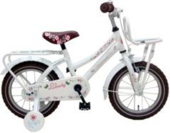 Volare 14 ZOLL YIPEEH LIBERTY URBAN Junior Bike Kinder weiß