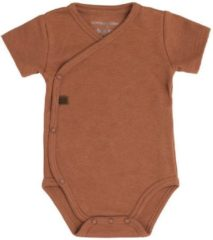 Baby's Only Rompertje Melange - Honey - 62 - 100% ecologisch katoen - GOTS