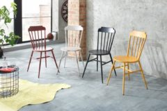 Home affaire Stuhl »Julien« im 2er Pack, aus Aluminium, In-und Outdoor-geeignet
