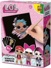 SES Creative LOL Scratch Surprise 5 Stuks